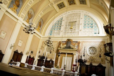 La sinagoga di Verona