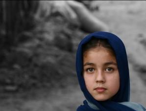 Bambina di etnia Pashtun-Pathan, Afghanistan