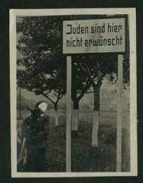 """""""Gli ebrei non sono benvenuti qui"""""""