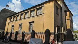 La sinagoga di Copenaghen teatro dell'attacco di sabato notte