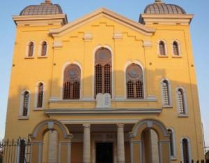 La sinagoga di Edirne (Turchia) restaurata in marzo