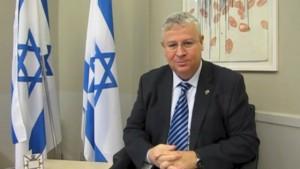 Isaac Bachman, ambasciatore di Israele in Svezia