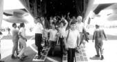 Entebbe-hostages
