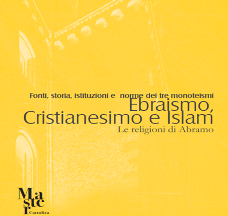 Calendario Lezioni Unicatt.Master Sui Tre Monoteismi All Universita Cattolica