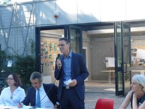 Shariel Gun, direttore generale KKL Italia