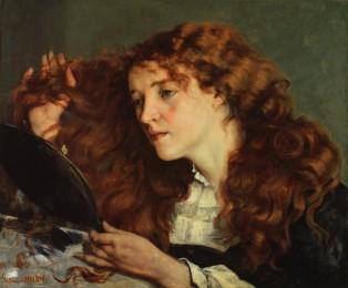 Chioma - Gustave Courbet - Jo, La bella ragazza irlandese