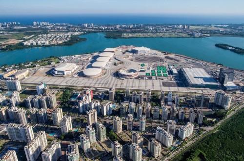 Il parco olimpico di Rio de Janeiro per le Olimpiadi 2016