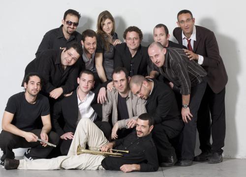 Avi Lebovich & the orchestra