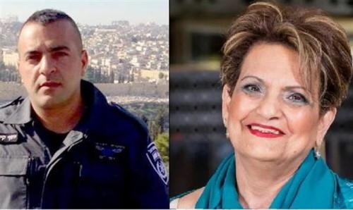 Yossi Kirma e Levana Malihi, le due vittime dell'attentato terroristico a Gerusalemme di domenica 9 ottobre