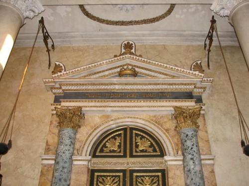 La sinagoga di Sabbioneta