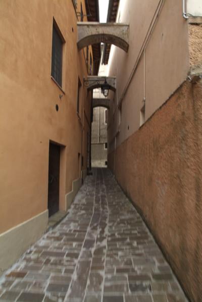 Camerino, il quartiere ebraico della Giudecca