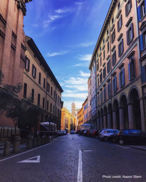(Bologna (photocredit: Naomi Stern)