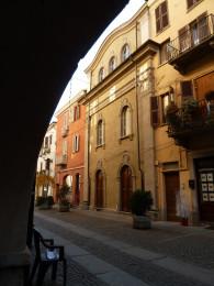 Biblioteca Cavaglion a Cuneo