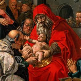Hendrik Goltz, Circoncisione di Gesù