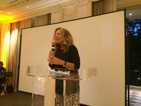 Anna Sikos, presidente AMATA Italia