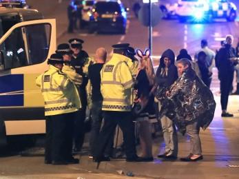 L'attentato a Manchester
