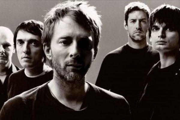 La rockband Radiohead