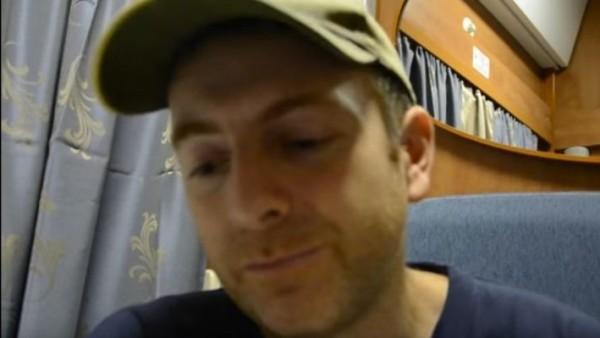 Il blogger israeliano Alexander Lapshin