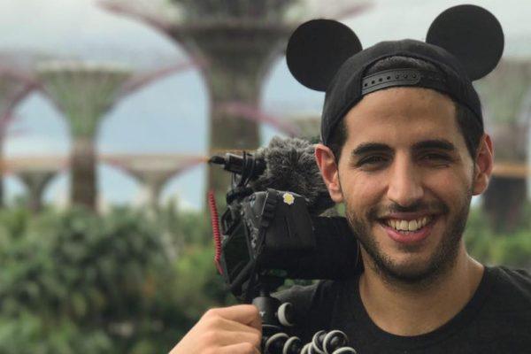 Il blogger israelo-palestinese Nuseir Yassin