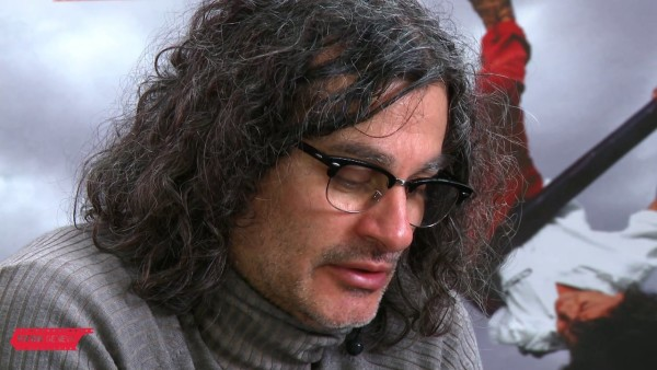 II regista libanese Ziad Doueiri