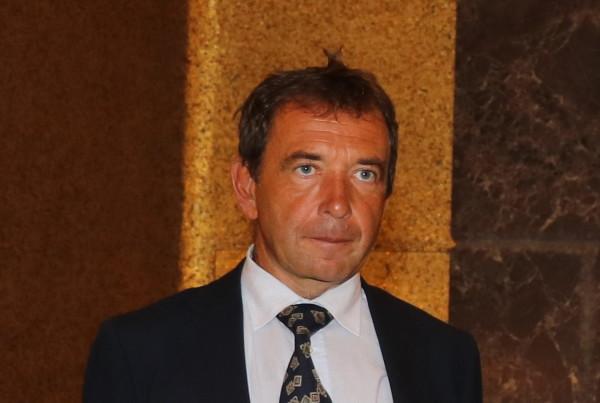 Il filologo Cyril Aslanov alla Giornata europea della cultura ebraica a Milano 10/9/2017)