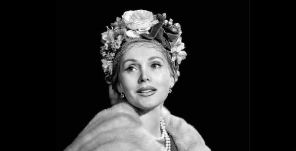 Attrice ungherese Zsa Zsa Gabor