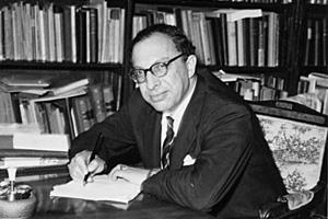 Rav David Shaumann nel 1961