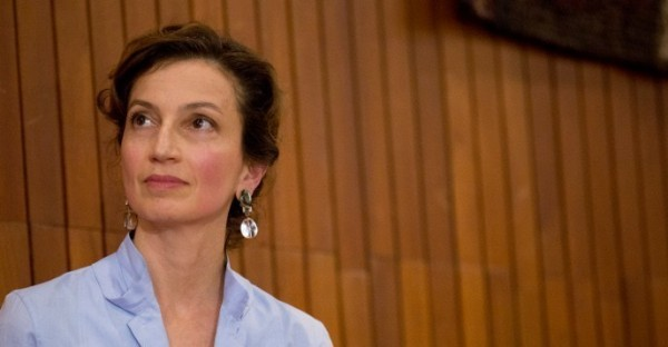 Audrey Azoulay (fonte: sito Unesco)
