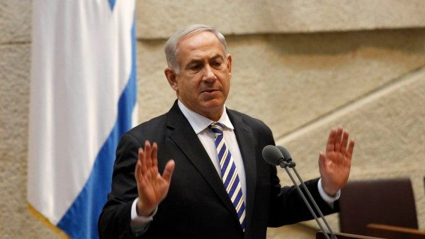 Beniamin Bibi Netanyahu