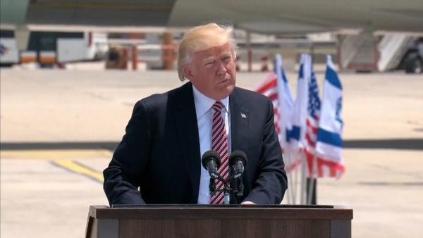 Il presidente americano Donald Trump