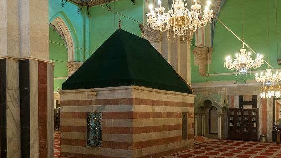 La Grotta dei patriarchi