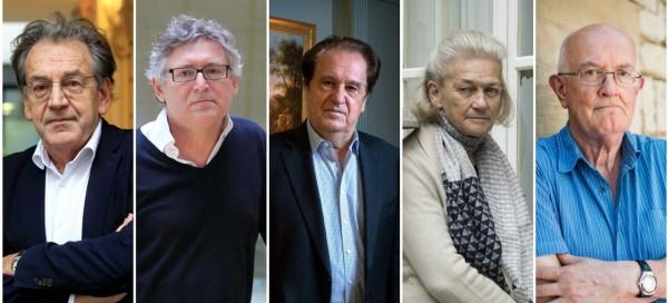 Gli intellettuali francsei firmatari della lettar che chiede giustizia sul caso Sarah Halimi
