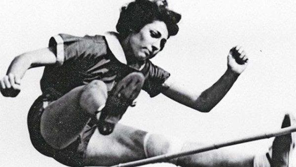 L'atleta Margaret Bergmann Lambert