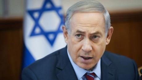 Il premier israeliano Beniamin Netanyahu