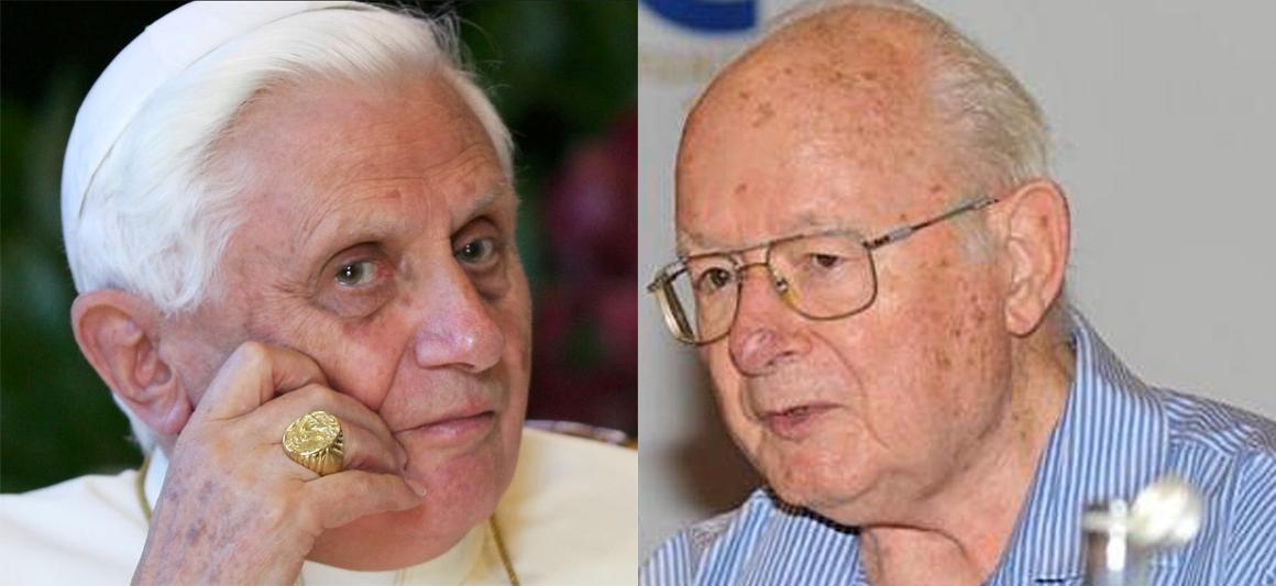 Benedetto XVI - Sergio Minerbi