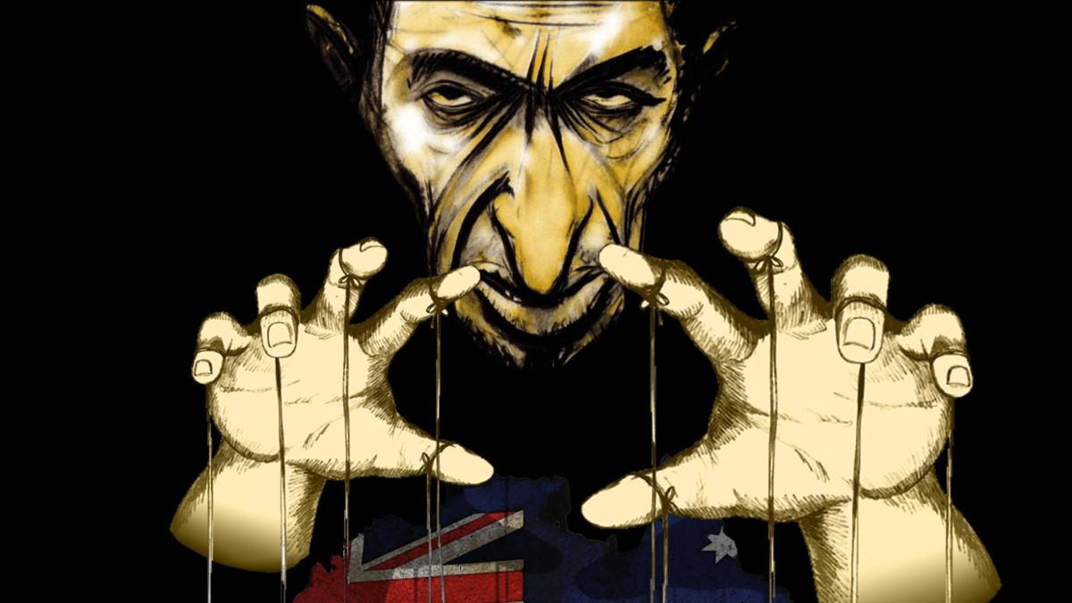 Manifesto antisemita in Australia