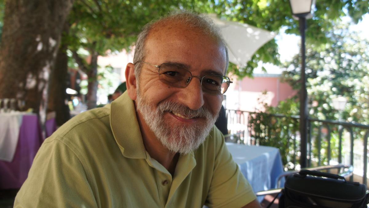 Il musicologo Edwin Seroussi