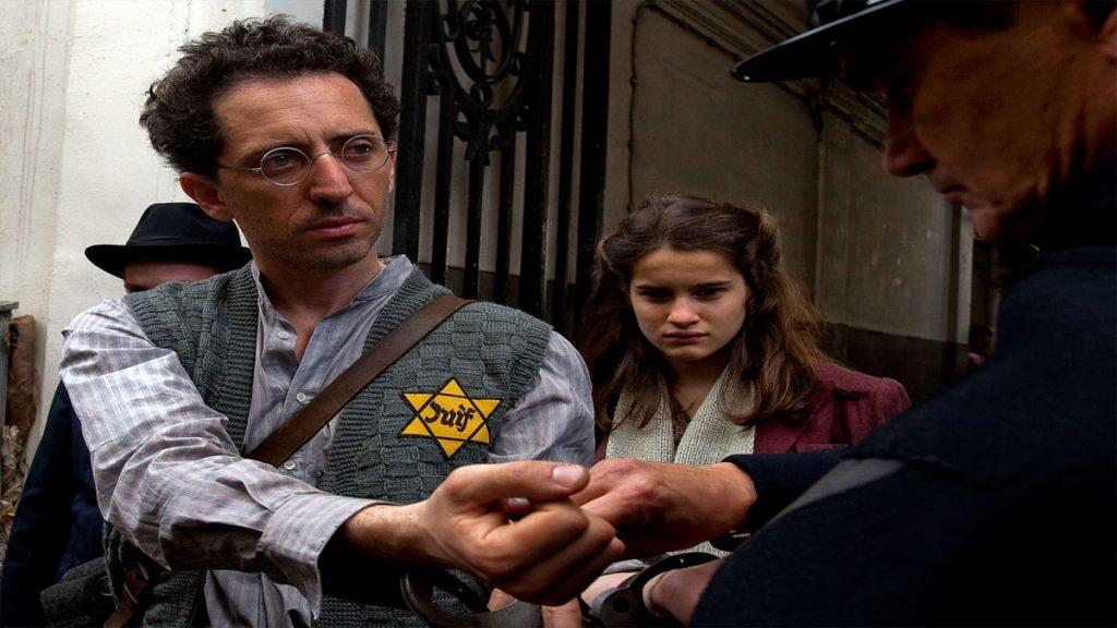 "Gad Elmaleh, esponente del cinema ebraico francese, nel film ""Vento di primavera"""