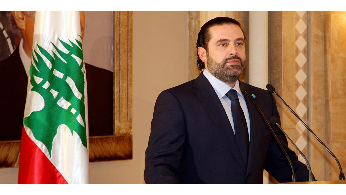 Il premier libanese Saad Hariri si è espresso contro Hezbollah