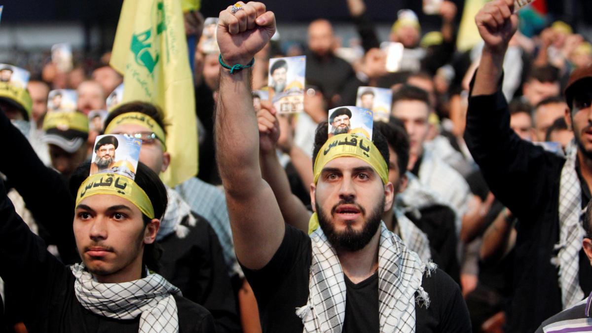 Il movimento Hezbollah