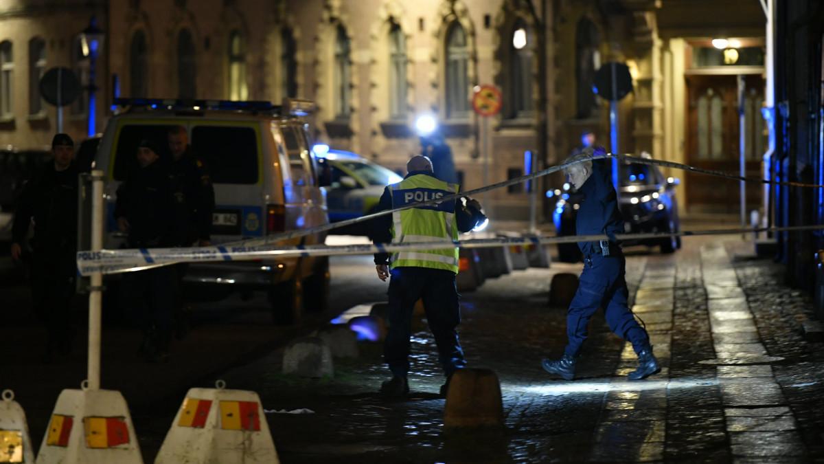 La sinagoga di Goteborg attaccata con delle molotov