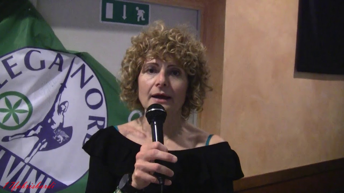 Il sindaco di Gazzada Schianno Cristina Bertuletti