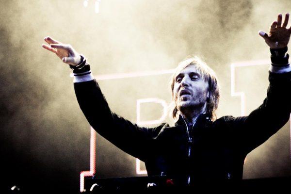 Il dj francese David Guetta