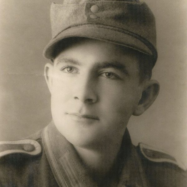 L'ufficiale tedesco Erich Eder
