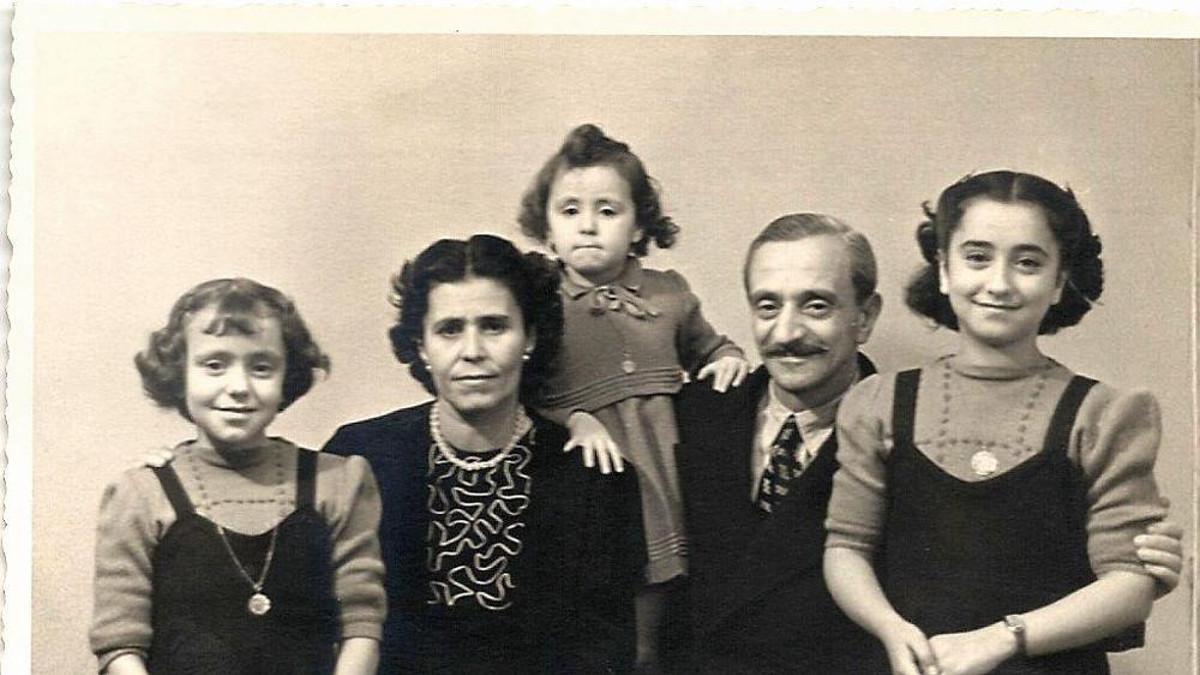 La famiglia Sarano