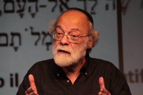 Lo studioso Haim Baharier