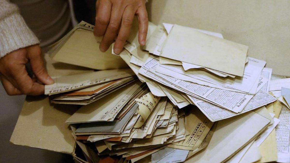 I documenti ebraici ritrovati a Vilnius