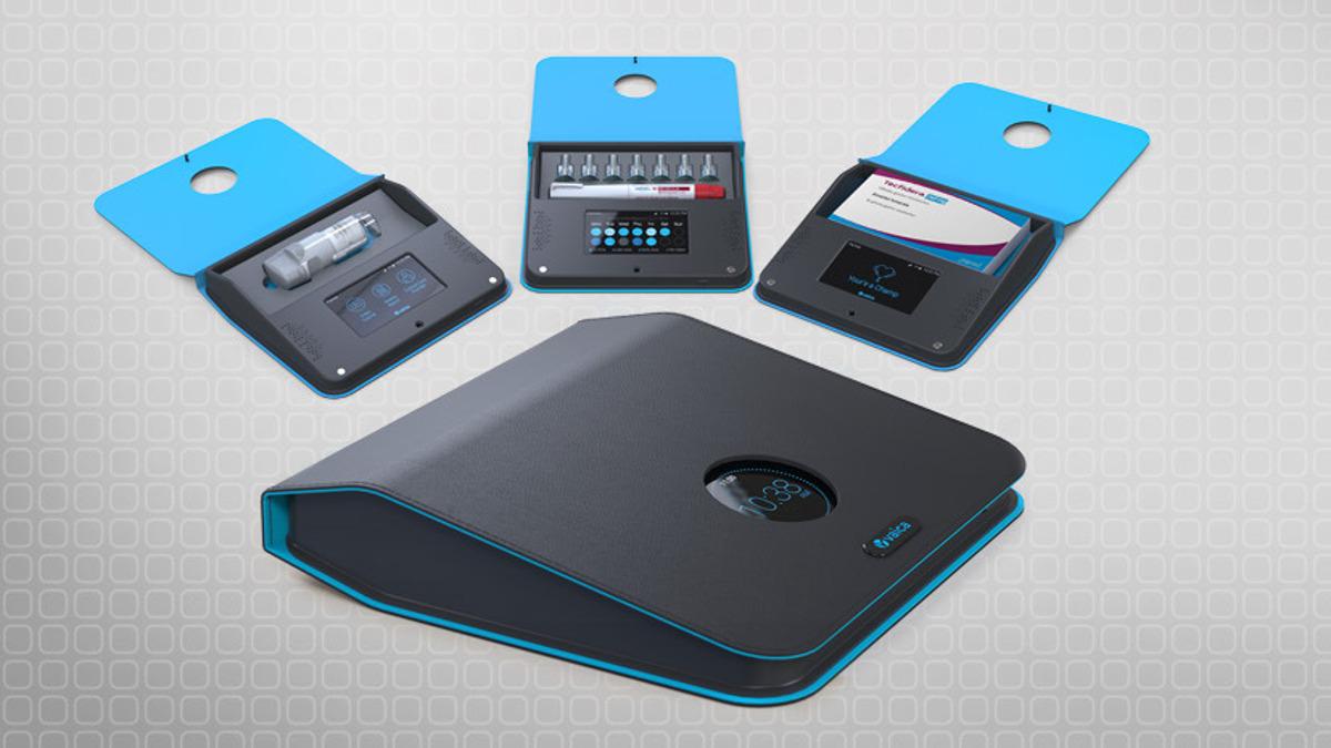 Capsuled, un dispositivo di distribuzione di farmaci in cloud
