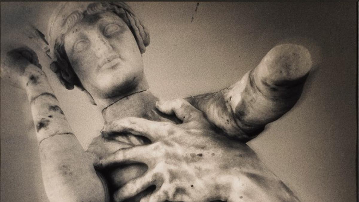 ?Frammento romano' di Mimmo Jodice