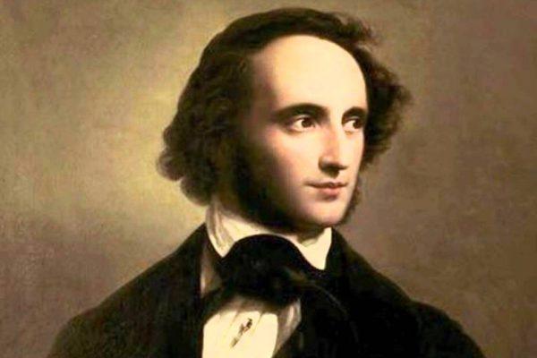Felix Bartholdy Mendelssohn